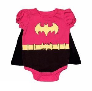 Baby girl supergirl onesie